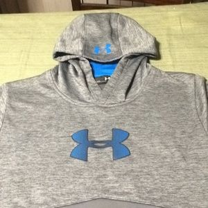 UNDER ARMOUR LOOSE HOODIE EXCELLENT CONDITION